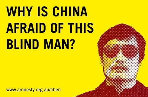 Protect Chinese human rights lawyer Chen #Guangcheng! http://www.amnesty.org.au/action/action/28560/