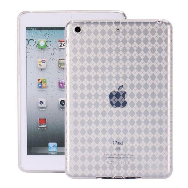 Tuxedo (Valkoinen) iPad Mini Silikonisuojus