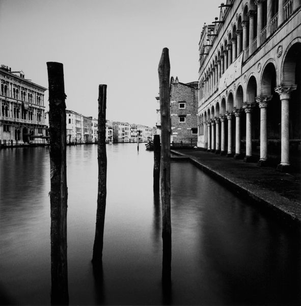 Mimmo Jodice's Real Venice, part of a fundraising project for Venice in Peril