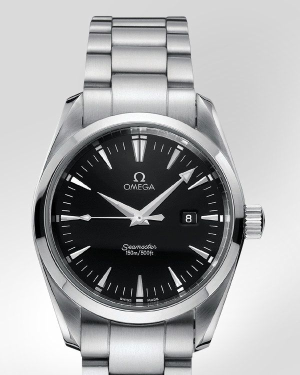 Omega Seamaster: Classic. #Watch #Omega_Seamaster