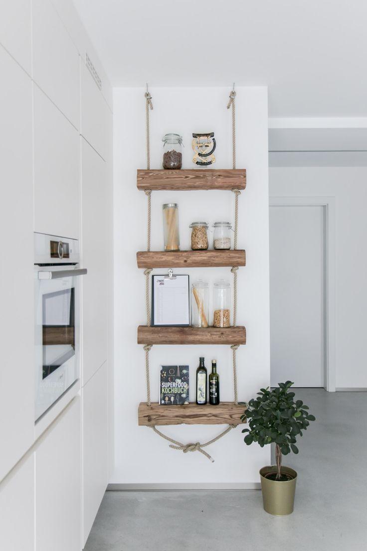 DIY Regal: Regal aus Altholz zum Selbermachen mit Anleitung