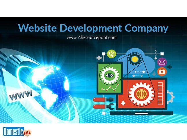 Web Development Company – AResourcePool AResourcePool website and Mobile app development company that is offering web development services with WordPress, PHP, Joomla, Magento, ...