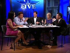 fox news channel the five