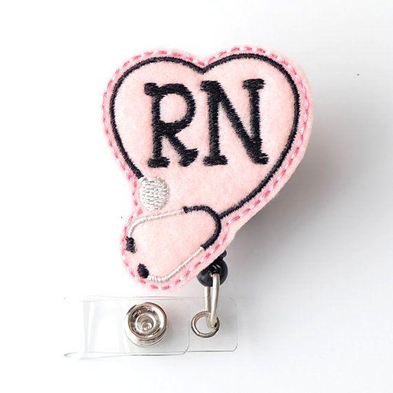 Clips de enfermera divisa  divisa lindos carretes  ID