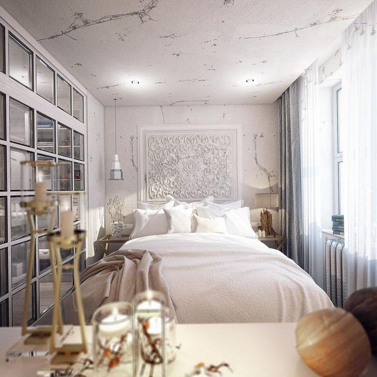 Дизайн спальной комнаты #дизайнспальни #дизайнкомнаты #дизайнинтерьера #спальня #дизайнквартиры #interiordesign #bedroomdesign