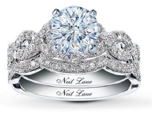 13 best NEIL LANE images on Pinterest Wedding bands Promise rings