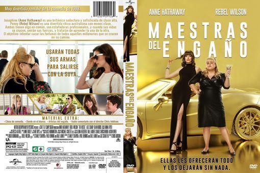 Maestras Del Engano Caratula Dvd Engano Maestros Dvd