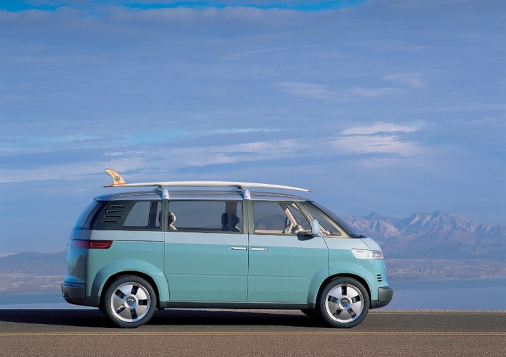 2012 Volkswagen Microbus. Too bad this isn't for real. :(