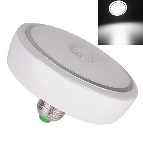 Elegant FISHBERG E W PIR Motion Sensor Led Light Bulb Auto Switch Ceiling Night Lamp Downlight Motion