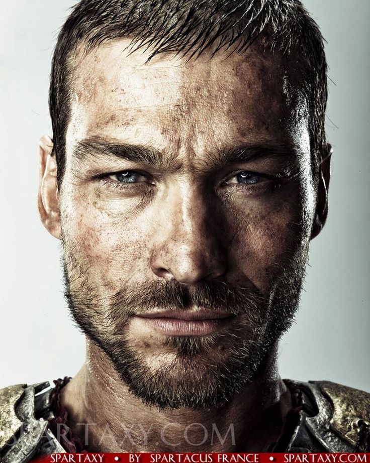 Andy Whitfield | Spartacus | Blood and Sand