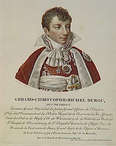 Duroc, Duc de Frioul