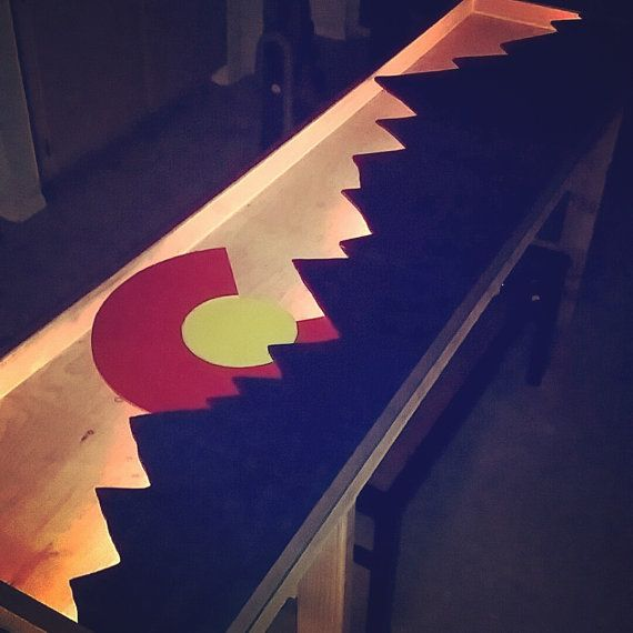 Items similar to Colorado LED Beer Pong Table on Etsy