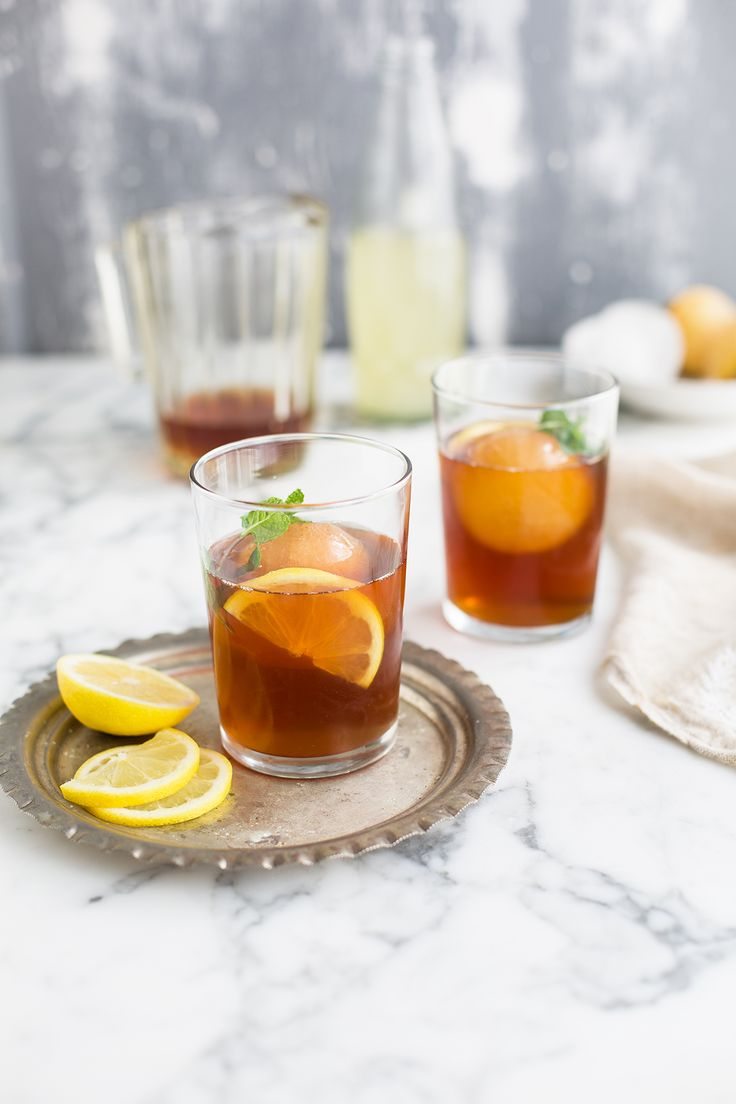 I'm a big fan of home made iced tea and it doesn't get more refreshing than this rooibos and mint iced tea recipe with lychee, ginger and lemon. I like to use fresh fruit juice to sweet…