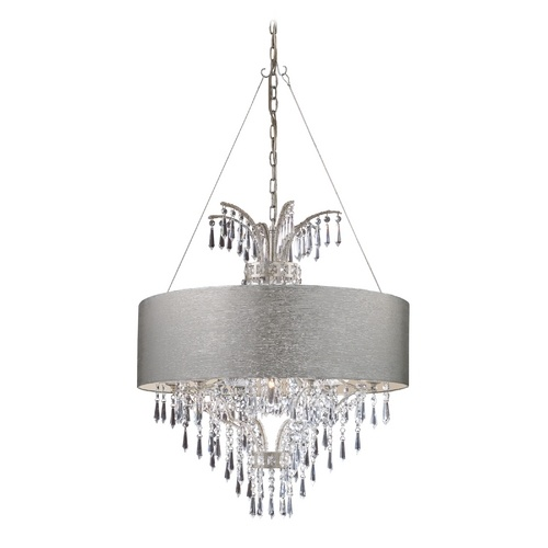 retrofit drum lamp shade: Elk Lights, Drums Shades, Drums Pendants, Silver, Lights Retrofit, Retrofit Drums, 28 Inch Drums, Pendants Lights, Drums 28