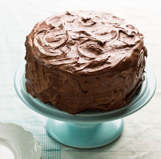 Vegan Chocolate Cake – La meilleure recette!   – Baking & snacks