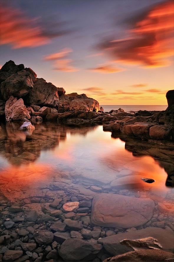 Chios Island, Greece    Nikon D300  f:11  ISO 200  S: 60sec