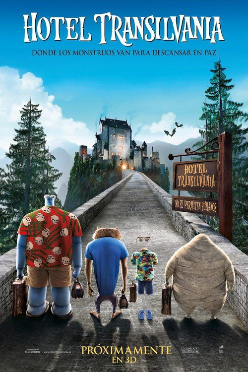 Hotel Transylvania 2012 full Movie HD Free Download DVDrip