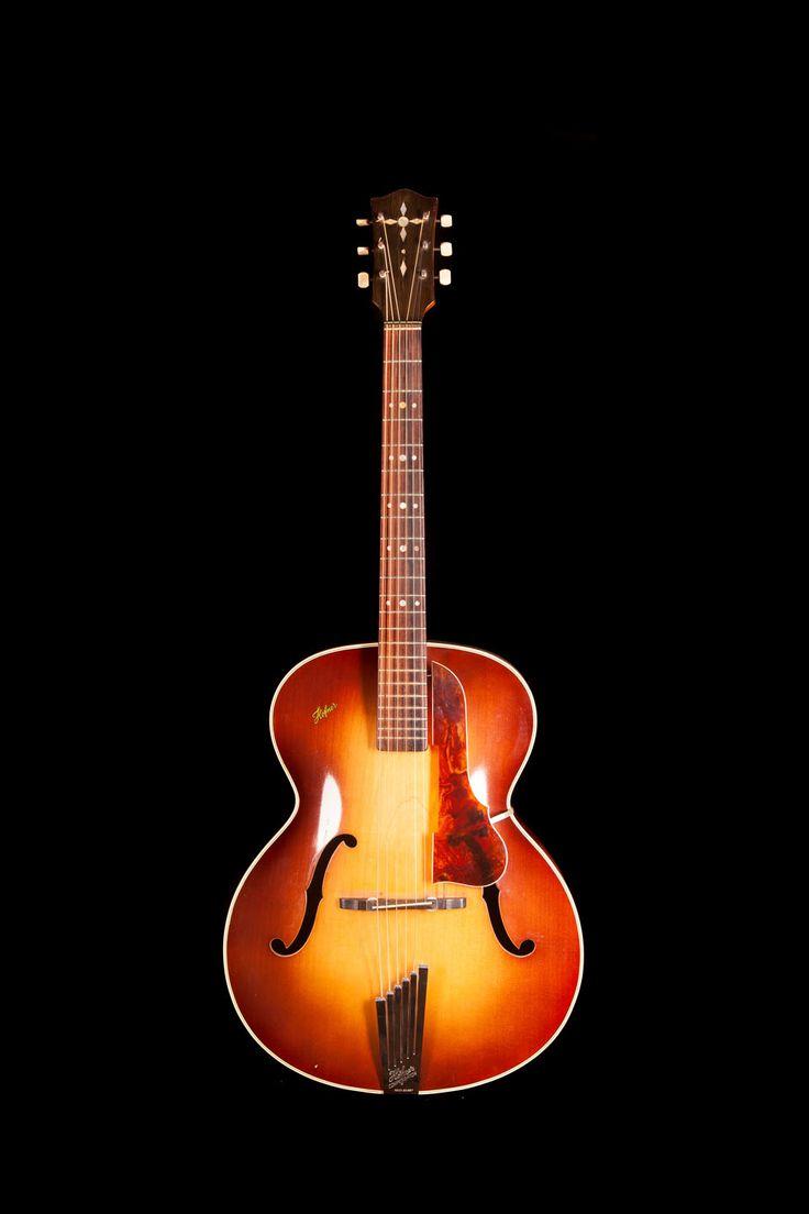 1950s Hofner Senator Akustische GitarreGitarren