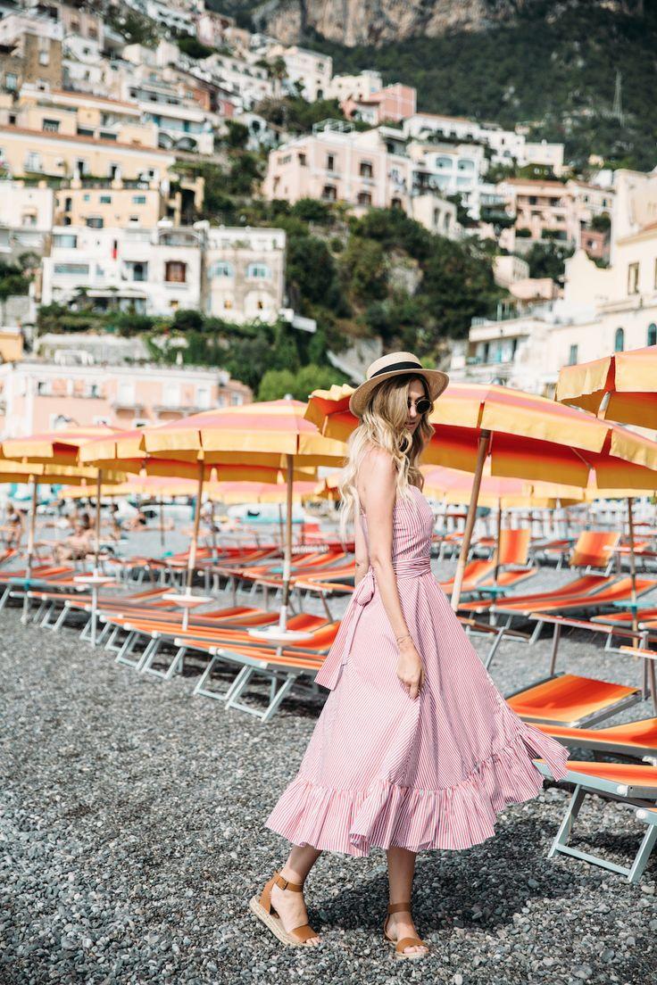 Dash of Darling Visits Positano, Italy with Royal Caribbean Cruises