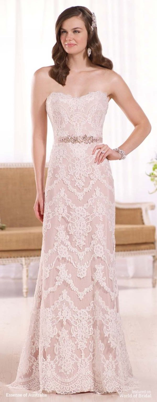 1000 ideas about sheath wedding gown on