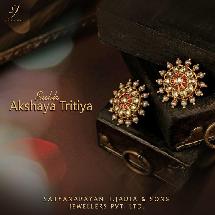 Subh Akshaya Tritiya to All Our Esteemed Customers!