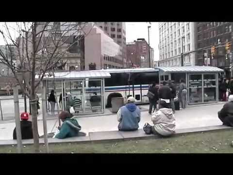 """HASTILY MADE CLEVELAND TOURISM VIDEO #1 -- """"The Cleveland Tourism Board gave me 14 million dollars about 8 months ago to make a promotional video to bring people to Cleveland. As usual, I waited till the last minute and I ended up having to shoot and edit it in about an hour yesterday afternoon. I probably should have invested more time."""" -- As per the genius who created this video. YEAH! Cleveland!"""