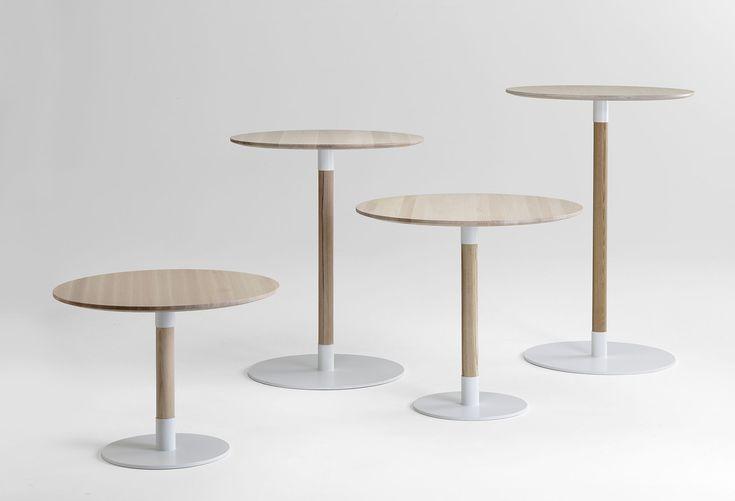 John table series - Design by Formforyou - Lundbergs Möbler  In Holland at Nordermöbler Scandinavian contractfurniture -  Scandinavisch projectmeubilair  www.nordermobler.nl