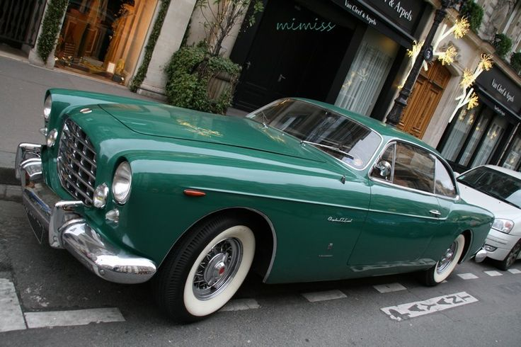 1954-55 Chrysler ST Special Ghia - Rare Italian Delivery- In Paris Street 1 of 4