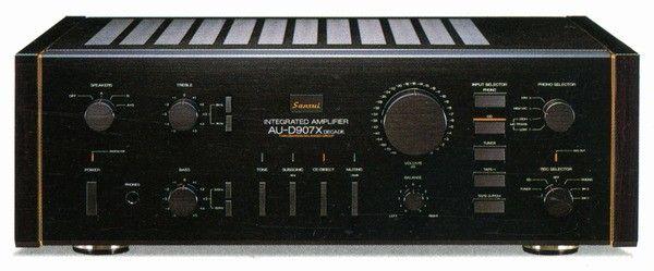 SANSUI AU-D907X Decade