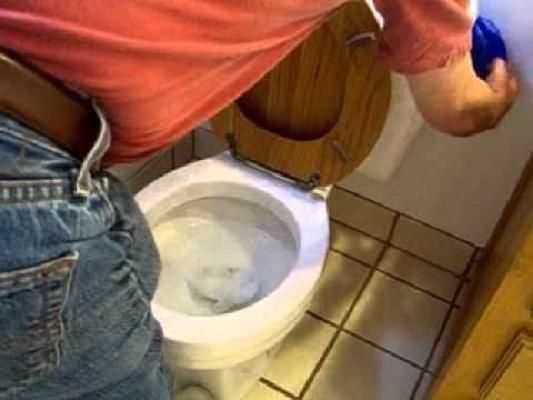 How To Fix A Clogged Toilet Handle ~ http://lanewstalk.com/tips-of-how-to-fix-a-clogged-toilet/