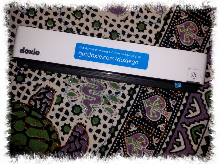 Doxie Go Plus - Review Doxie Go Plus scanner