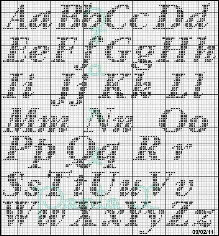 Alfabeto simples
