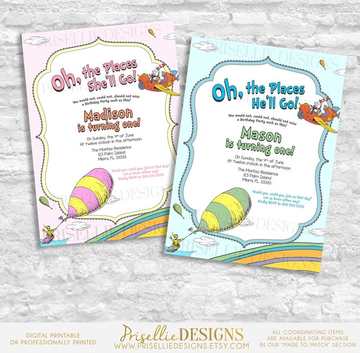 14 best baptismchristening invitations priselliedesigns on etsy seuss baby shower invitation oh the places youll go baby shower invitation dr seuss boy girl baby shower invitation storybook shower by priselliedesigns filmwisefo