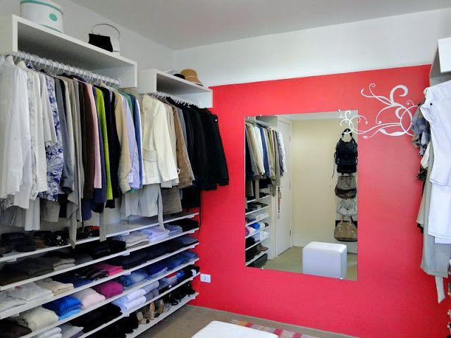 Tu Organizas.: Meu closet