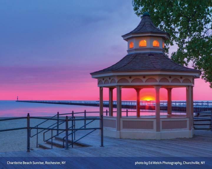 Charlotte Beach Sunrise Rochester Ny Home ️