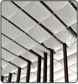 Precut Insulation Blankets.