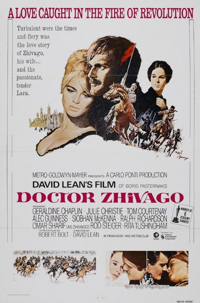 1965: Doctor Zhivago