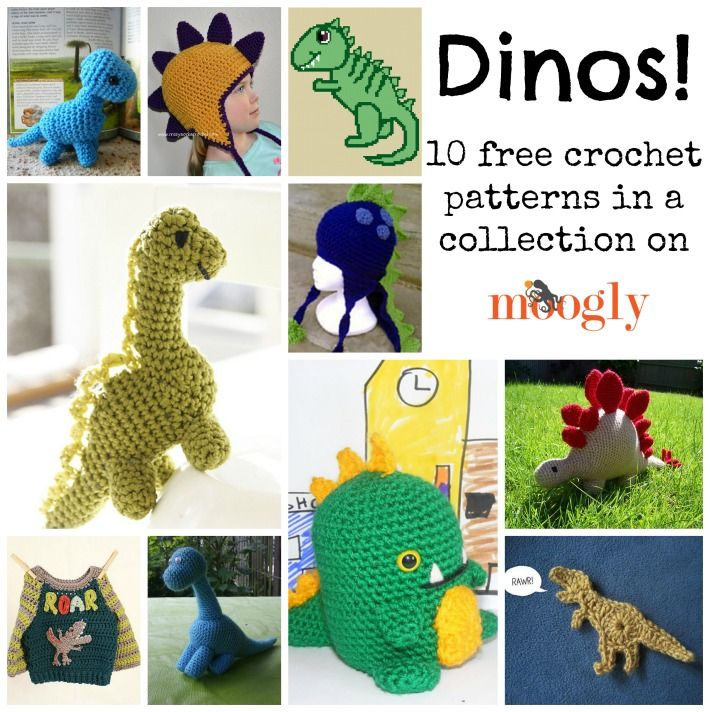 Crochet Dinosaur Afghan Pattern : 17 Best ideas about Crochet Dinosaur Patterns on Pinterest ...