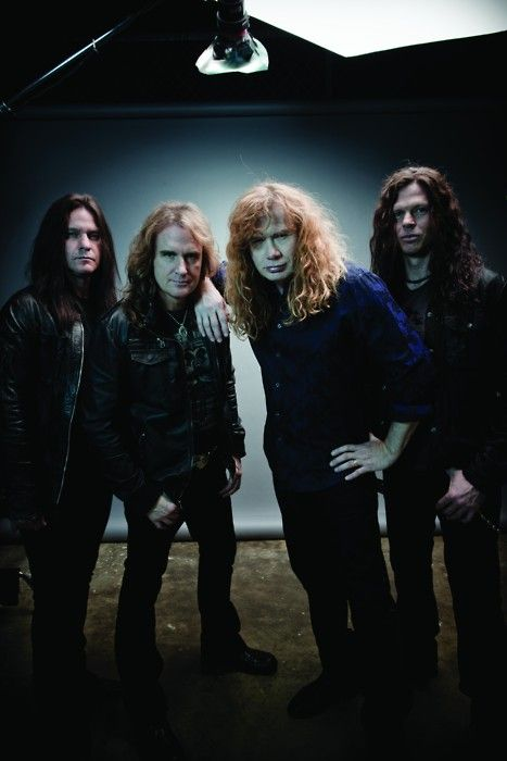 Megadeth - American Carnage Tour 2010, would have loved to  em. Especially with Metillica, n Slayer.