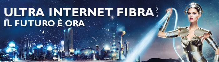 Arriva Ultra Internet Fibra...