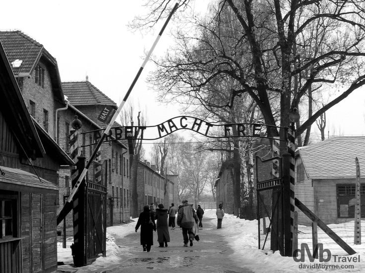 Auschwitz Concentration Camp | dMb Travel - Travel with davidMbyrne.com