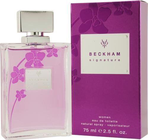 Beckham Signature By Beckham For Women Edt Spray 2.5 Oz