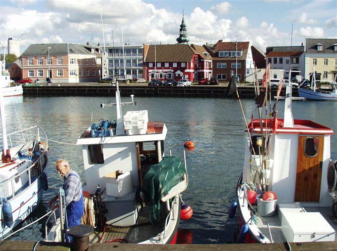 Lemvig, Denmark Mom grew up here