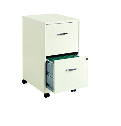 2 Drawer Steel File Cabinet CommClad