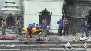 Népal - Séisme: le pays est en deuil après avoir perdu plus de 3'700 personnes [RTS]