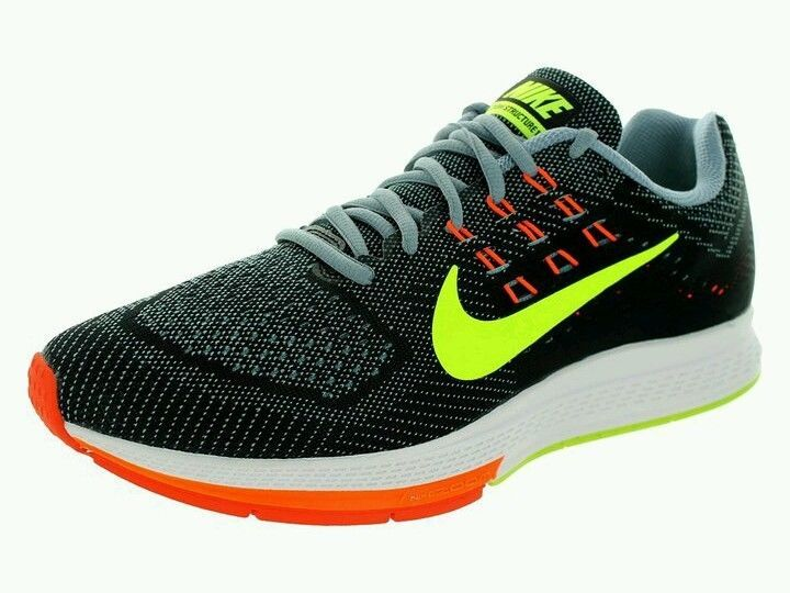 NIKE AIR ZOOM STRUCTURE 18 MEN'S SHOES NEW 683731001 SZ 11.5; EU 45.5 #Structure #AthleticSneakers