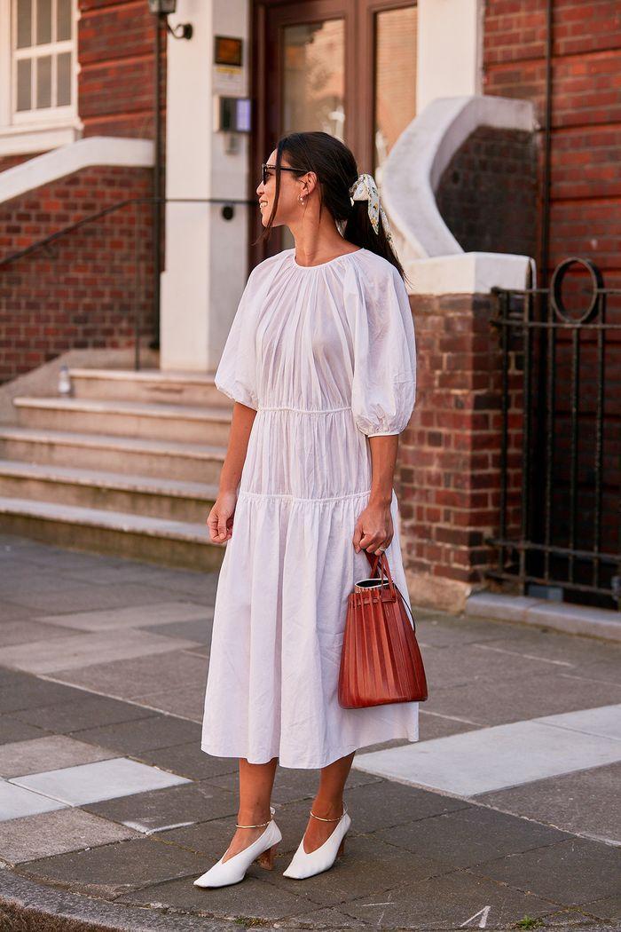 street style 2020 dress