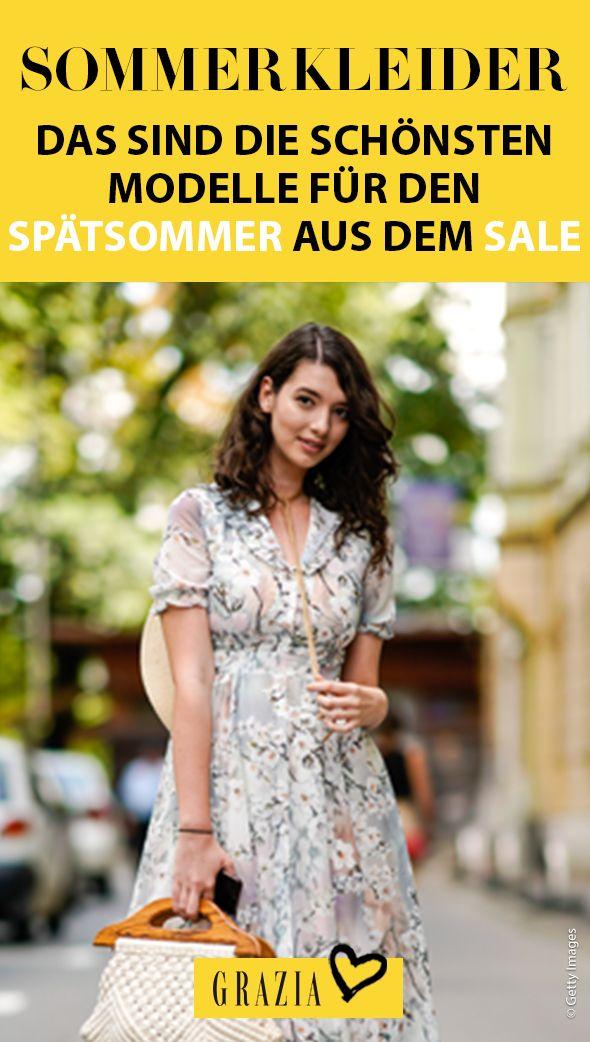 Sommerkleider: Die schönsten Modelle zum reduzierten Preis zum Ende des Sommerschlussverkaufs