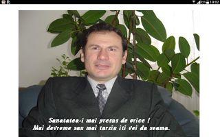 PSORIAZIS-CORESPONDENTA  DENIPLANT: Gheorghe Giurgiu a gasit succesul in plante medici...