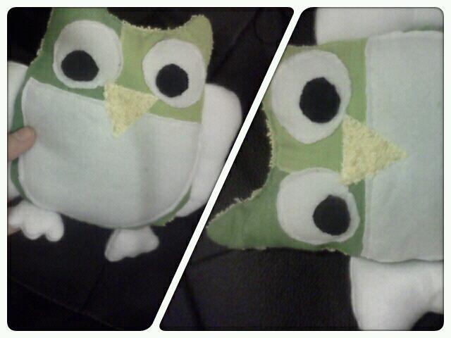 An owl for a little guy